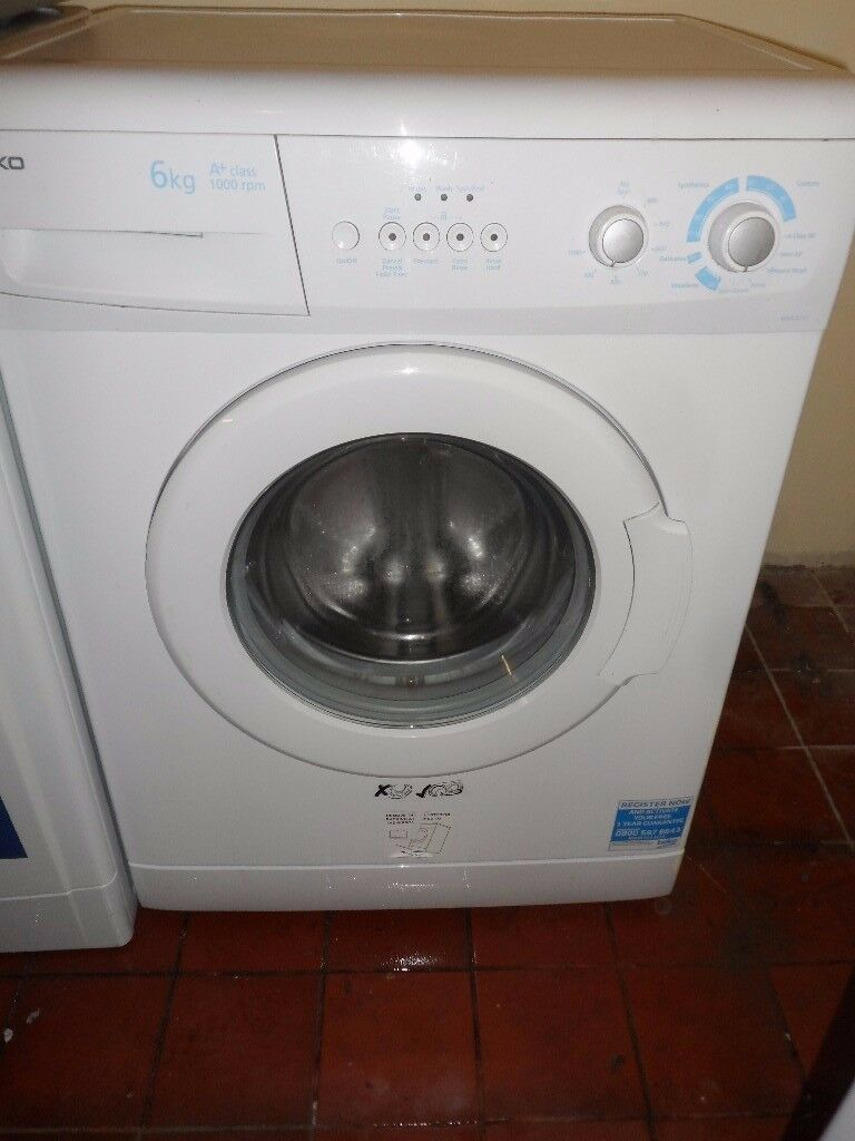 """""""Beko""""Washing machine.. 6kg..Spin-1000...For sale..Can be delivered"""