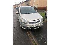 Vauxhall Zafira For Sale (Non Starter)