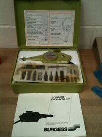 Burgess Electric Engraver