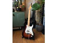 Fender American Stratocaster HSS Shawbucker 2014 MiINT
