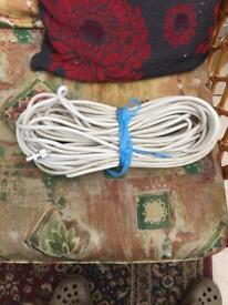 Tv arial wire £5