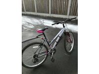 Girls/Ladies Raleigh 21 gear Bicycle in good condition