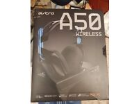 astro A50 Ps4 and PC headphones wireless