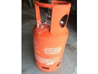 6kg propane gas bottle in good condition, £19 local pick up best (PH21) or delivery to Inverness