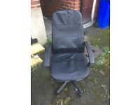 OFFICE/DESK SWIVEL CHAIR FREE DELIVERY IF LOCAL