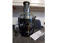 Philipis juicer un used gift