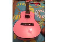Girls guitar £25 ono