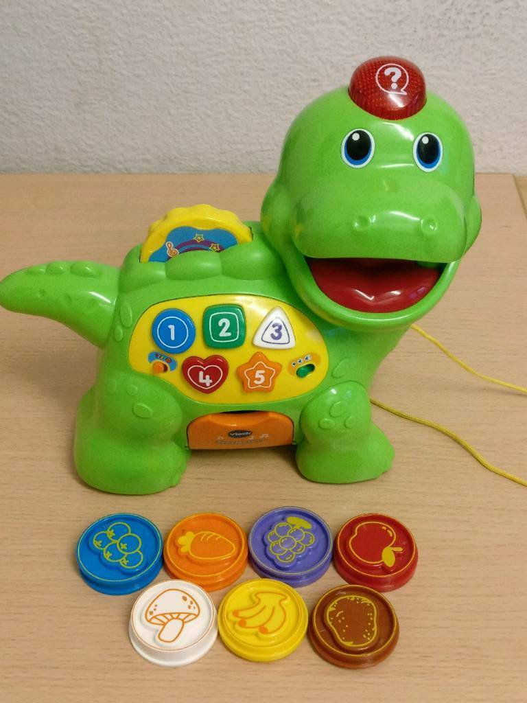 Fisher price feed me dino
