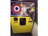 Arcade shooting game