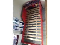Kids disney car bed for sale