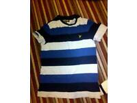 Lyle & scott t shirt size m