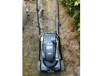 Hayter spirit 41petrol push lawnmower