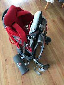 Littlelife children's carrier hiking back pack cross country s2. New. With loads of extras!! £90