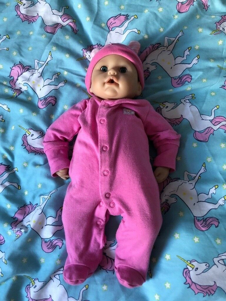 Baby Annabelle doll with clothes | in Cowdenbeath, Fife | Gumtree