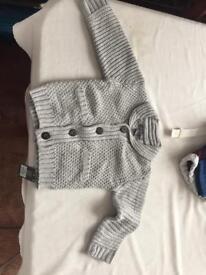 Boys 12-18month cotton jumper