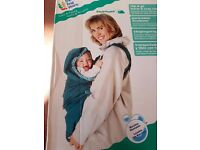 Clip and go baby carrier