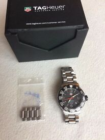 Tag Heuer Formula 1 WAC1110-0 (recent battery change) GENUINE