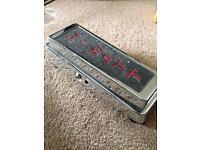 Hiwatt Custom Wah Vintage Guitar FX Pedal