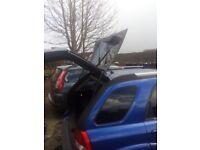 Kia sportage for sale 1600