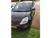 1.4 Ford Fiesta Diesel long MOT