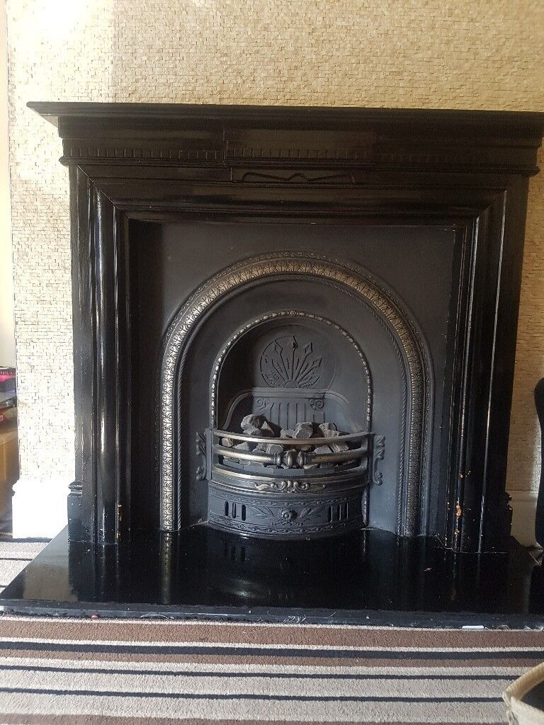 Awesome Complete Fireplace With All Fixtures For Sale In Ilford London Gumtree Beutiful Home Inspiration Xortanetmahrainfo
