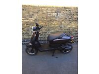 Sinnis 50cc scooter 2013 £449