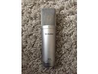 M-Audio Large Capsule Condenser Microphone