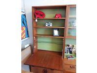Retro G Plan Lounge Furniture. Stylish teak storeage and shelving units