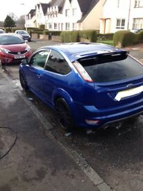 08 plate Ford Focus st2