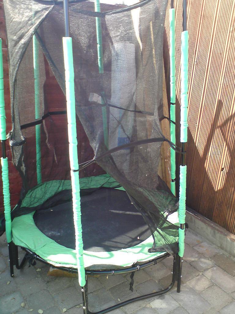 kids trampoline 120 cm in northfleet kent gumtree. Black Bedroom Furniture Sets. Home Design Ideas
