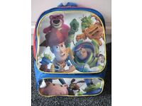 Woody and Buzz Lightyear Backpack