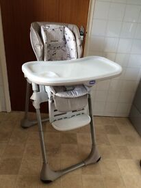Chicco Polly Chick to Chick High Chair
