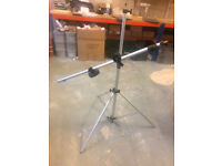 Light Stand with Boom and Counterweight - Photography Studio Lighting Equipment