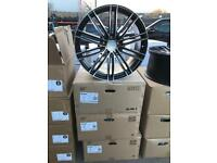 "4 22"" alloy wheels alloys rims tyre tyres porsche Vw Volkswagen Touareg Audi Q7 130"