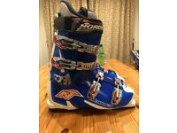Nordica Speed Machine 110 Ski Boots - Men's Size 10