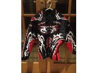 Wulf Force Ten Quad Bike Jacket