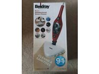 Beldray 9 in 1 Multifunctional Steam Cleaner