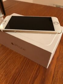 iPhone 6 64gb gold for sale