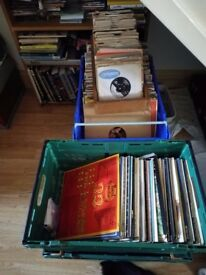 LARGE selection of Vinyl records