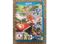 Nintendo Wii U Mario Kart 8: