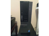 Dell optiplex 7020 with core i5-4590 8GB RAM 500Gb hard drive