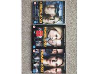 Homeland seasons 1-3, DVD