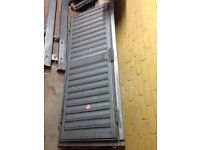 Roll up shutter with door Approx 14ft x 7ft, pick up SE20 South East London
