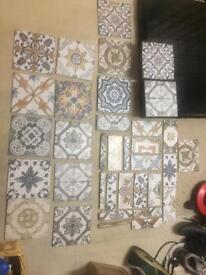 Tiles & off cuts