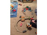 Thomas the Tank Trackmaster Trainset