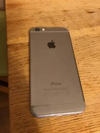 Black/grey iPhone 6