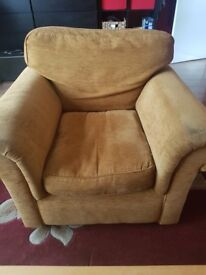 3seater sofabed + 2seater + 1seat