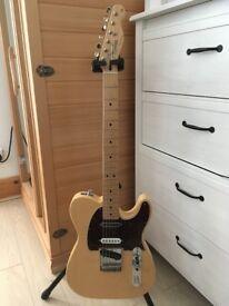 2011 Fender Nashville Telecaster B Bender Electric Guitar