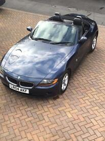 BMW Z4 04 plate 2004 87k 2.5L just serviced