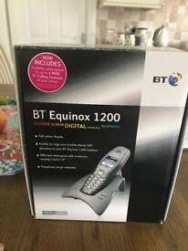 BT Equinox 1200 home telephone